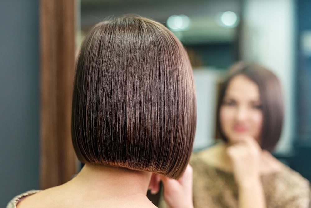 Opções um pouco mais restritas de penteado