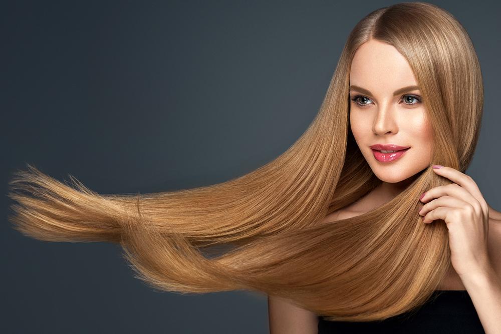 Até em cabelos virgens?